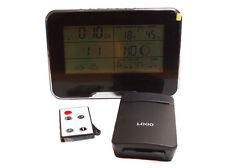 Spy-Cam in  Wetterstation, Minicamera, Spionage-Kamera mit Bewegungserkennung