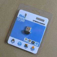 Super Mini USB 2.0 Microphone Audio Adapter Driver Free for MSN PC Notebook new