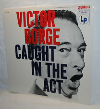 Victor Borge, Caught in the Act, LP record