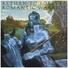 "RETURN TO FOREVER ""ROMANTIC WARRIOR"" CD NEUWARE"