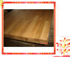 Timber Benchtop for Kitchen, Furniture, Desk 3000 X 600 American Oak