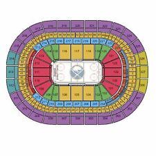 Buffalo Sabres vs New Jersey Devils Tickets 11/11/16 - section 107
