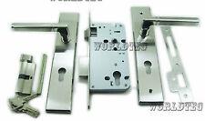 Rafes #304 Stainless Steel Security Mortise Lock set For Wood/metal Gate Door