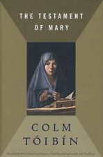 NEW - The Testament of Mary by Toibin, Colm