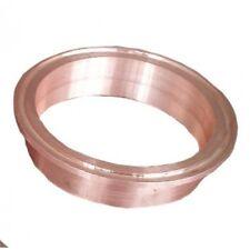 """Copper Tri-clover Ferrule - 3"""" Sanitary Fitting"""