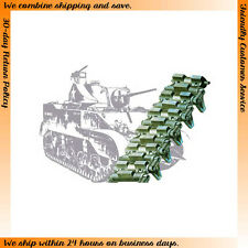 AFV Club 1/35 T36E6 Track for M5 Light Tank & M8 Howitzer Motor Carriage