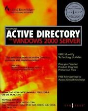 Managing Active Directory for Windows 2000 Server Syngress, Syngress Media Pape