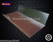 Aluminum Diamond Plate Floor Mat for Club Car Golf Cart DS 82-Up