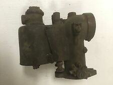 The Wheeler-Schebeler Carburetor Co. Model A FORD Carburetor Made in USA