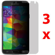 3X Privacy Filter Screen Guard Protector Film For Samsung Galaxy S5 SV