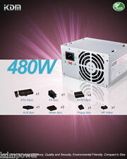 8S 480W Dell PowerEdge SC420 SC430 SC440 PC6037 Replace/Upgrade Power Supply
