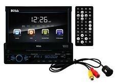 "Boss BVB9967RC 7"" Single-Din Bluetooth DVD/CD/MP3/USB/SD Receiver+ Backup Camera"