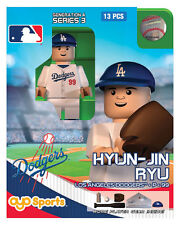 Hyun Jin Ryu OYO Los Angeles Dodgers MLB Mini Figure NEW G4
