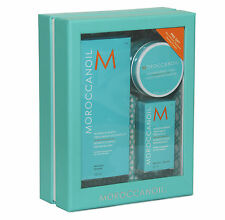 Moroccanoil Treatment Gift Set - 100ml + 25ml + Scented Candle HUGE SAVING!