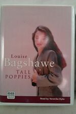 Tall Poppies by Louise Bagshawe: Unabridged Cassette Audiobook (CC4)