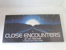 Parker Brothers 1978 Vintage CLOSE ENCOUNTERS of the Third Kind Board Game
