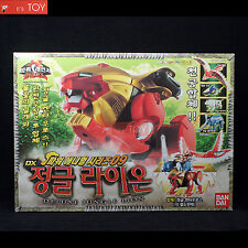 Bandai Power Rangers Gao-Ranger Wild Force DX Super Gao Lion Power-animal zord