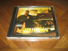 Retaliation tha Compilation Rap CD - Messy Marv Eastwood Sandman Tip Toe Ive Low