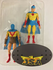 JSA 5'' GOLDEN AGE ATOM 2-PACK Series 1 DC Direct New Loose
