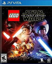 LEGO Star Wars: The Force Awakens - PS Vita