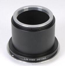 Convertitore da Leica Visoflex L39 Lenti a Canon EOS 1Ds 5D 5DII 7D 550D 450D
