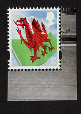 2014 W148 1st Wales Flag 2B Enschede Litho ex Classic Locomotives of UK PSB DY9