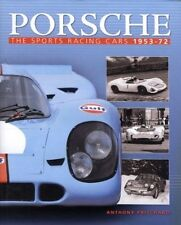 Porsche: The Sports Racing Cars 1953-1972 by Anthony Pritchard (Hardback, 2007)