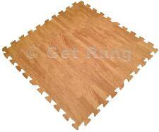 24 sq ft wood grain interlocking foam floor puzzle tiles mat puzzle mat flooring