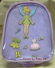 TINKER BELL BACKPACK AND FELT TINK & CLOTHES TINKERBELL