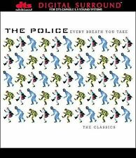 Police, Every Breath You Take: Classics (DTS Surround Sound CD), Excellent DTS S