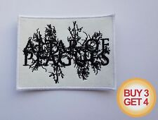 ALTAR OF PLAGUES B PATCH BUY3GET4,WOLVES IN THE THRONE ROOM,ALCEST,ASH BORER,FEN