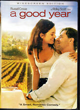 A Good Year starring Russell Crowe - DVD