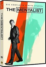 THE MENTALIST (Simon Baker), Staffel 5 (5 DVDs) NEU+OVP