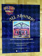Poster Wizards 2001 Harry Potter Trading Card Game League