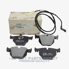 BMW Rear Brake Pads Pad Set Premium Quality 91938 + Sensor 89445 (VIN#REQUIRED)