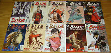 Blade of the Immortal #1-131 VF/NM complete series - dark horse manga - samura