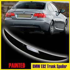 PAINT #A22 HIGH KICK BMW E92 P-Look 2D Coupe Rear Trunk Wing Spoiler 328i 325i