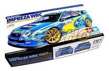 Tamiya Automotive Model 1/24 Car SUBARU Impreza WRC Monte Carlo 05 Hobby 24281