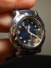 Chopard Happy Sport Fish Beach Watch Midsize 33mm 99% LN Fresh Battery 7000 List