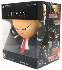 NEW Hitman Absolution PS3 Professional Collector's Edition Deluxe Set Figurine
