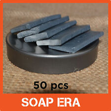 ACTIVATED CHARCOAL Travel Soap- 650 grams - Sample Size 12 grams x 50 pcs