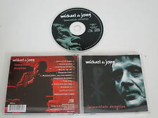 MICHAEL DE JONG/IMMACULATE DECEPTION(MUNICH RECORDS MRCD 203) CD ALBUM