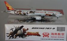 JC Wings LH4022Boeing 787-9 Hainan Airlines B-1540 Kung Fu Panda Livery in 1:400