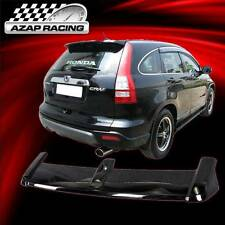 2007-2011 Painted Pearl Black ABS Rear Trunk Spoiler Wing Fit For Honda CRV CR-V