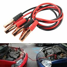 6.5FT 500A Heavy Duty Booster Cable Jumper Power Emergency Battery Starter Car