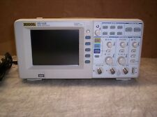 Nice Rigol DS1102E 2 Channel 100Mhz 1GSa/s Digital Oscilloscope Guaranteed