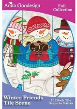 Winter Friends Anita Goodesign Embroidery Designs