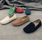 New Hot Sale Child Boy's Girls Slip On Casual Loafers Soft Flats Shoes 7 Colors