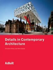 Details in Contemporary Architecture: AsBuilt,