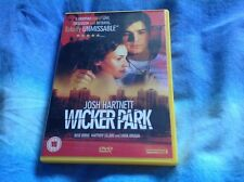 Wicker Park DVD - Region 2 - Josh Hartnett Diane Kruger Rose Byrne
